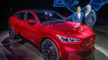 Ford lança Mustang elétrico
