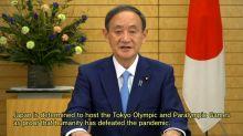 """Gobierno de Japón """"decidido"""" a hospedar los Juegos Olímpicos pese a pandemia"""