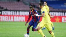 Dembélé conversa com a Juventus e quer atuar no clube italiano quando deixar o Barcelona