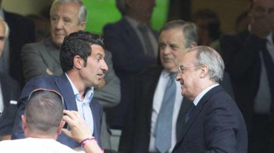 Figo reagiert auf unflätige Pérez-Attacke