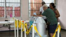 El presidente de Surinam y su partido piden recuento de votos