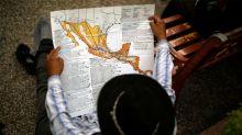 Honduran migrant caravan pushes north toward the U.S.