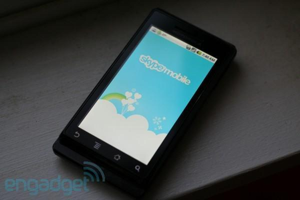 Skype updates Android app for Verizon users, lets you keep the WiFi on
