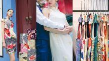 靠它展現獨特美態!中式婚嫁旗袍突顯新娘知性美