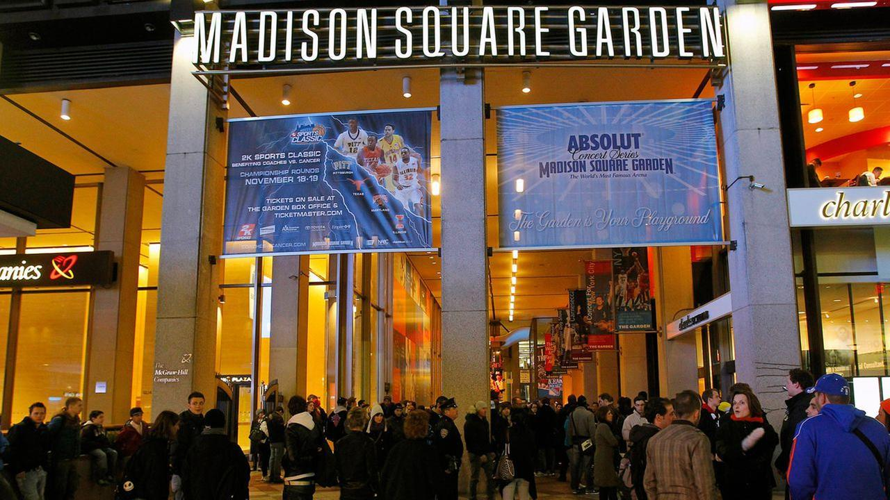 Massive Year Long Credit Card Breach Reported At Madison Square Garden  [Video]
