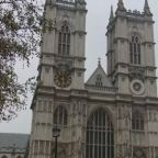 Bells at Westminster Abbey toll for Notre Dame