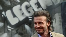 The 7 signs that David Beckham is definitely having a midlife crisis