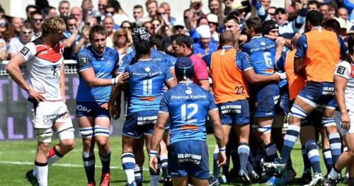 Rugby - Top 14 - Top 14 (25e journée) : Castres écrase Toulouse et se place pour disputer son barrage à domicile