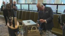 Prince Charles and Camilla's royal visit to Belfast