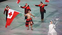 Shirtless Tonga Olympian Pita Taufatofua Wins Olympic Opening Ceremony Again