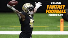 Yahoo Fantasy Football Forecast: Stat trends we love and hate to see – Kamara's shot at RB1, top 5 worst defenses & more