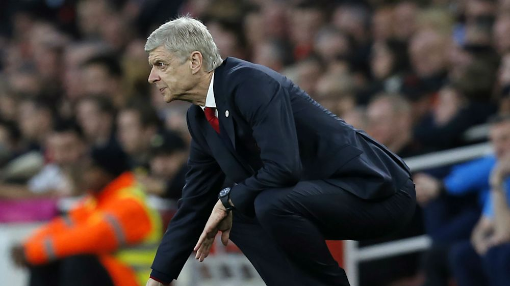 Wenger will stick to Arsenal's plan of attack