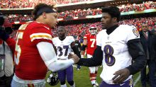 Mahomes-Jackson rivalry a glimpse into NFL's present and future