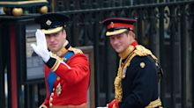 Will William Be Harry's Best Man?