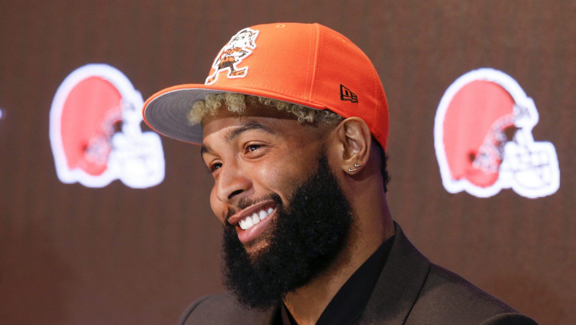 2211e91df43c Odell Beckham not attending Browns  voluntary minicamp