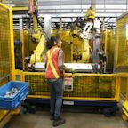 Canadian factory activity shrinks less drastically in May