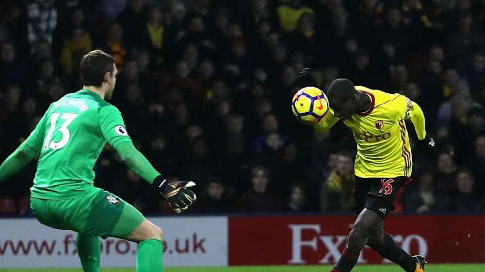 Pellegrino calls for VAR after controversial Doucoure equaliser