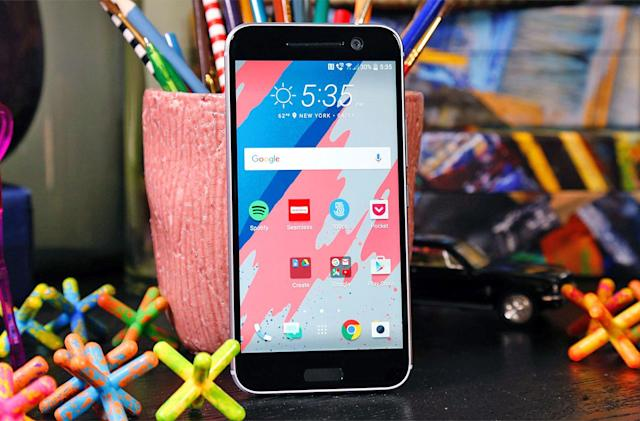 Mini review video: Our verdict on the HTC 10 in a minute