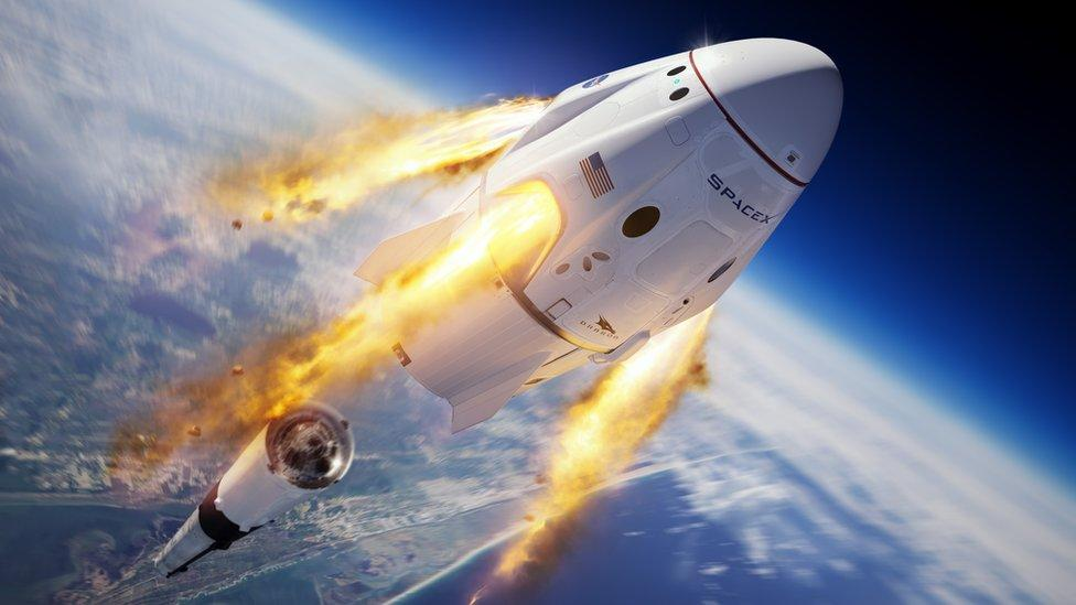 What is the SpaceX Crew Dragon? – Yahoo News Australia