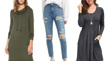 10 Major Fall Fashion Deals You Can Score on Amazon This Weekend, Starting at $15