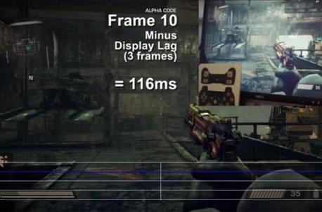 Killzone 3 has considerably less input lag than its predecessor