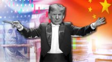 Trump perfectly orchestrates the stock market's rise whenever momentum wanes