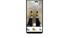 GOAT Group launches AR try-on experience for sneakers