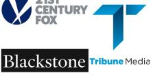 Fox, Blackstone in Talks To Jointly Outbid Sinclair for Tribune