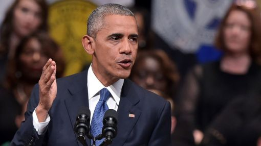 President Obama Pens Letter to Police: 'We Have Your Backs'