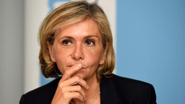 """Pécresse accuse Le Pen d'être """"le loup déguisé en grand-mère"""" qui """"dédiabolise son parti"""""""