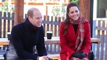 Prince William admits he and Kate are struggling to make Christmas plans