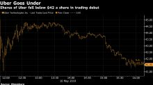 All Eyes on Uber's Second Day of Trading After Debut Flop