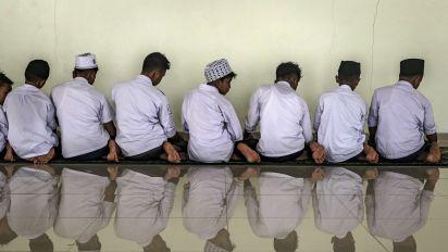 Indonesian schools work to reform children of terrorists