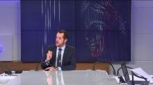 """Délinquance : il faut """"réarmer moralement et juridiquement nos policiers"""", assure Nicolas Bay"""