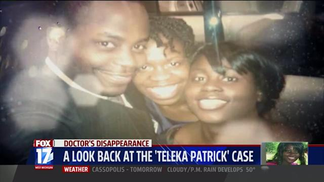 WXMI: Look Back at Teleka Patrick Case Including Connection to Singer Marvin Sapp