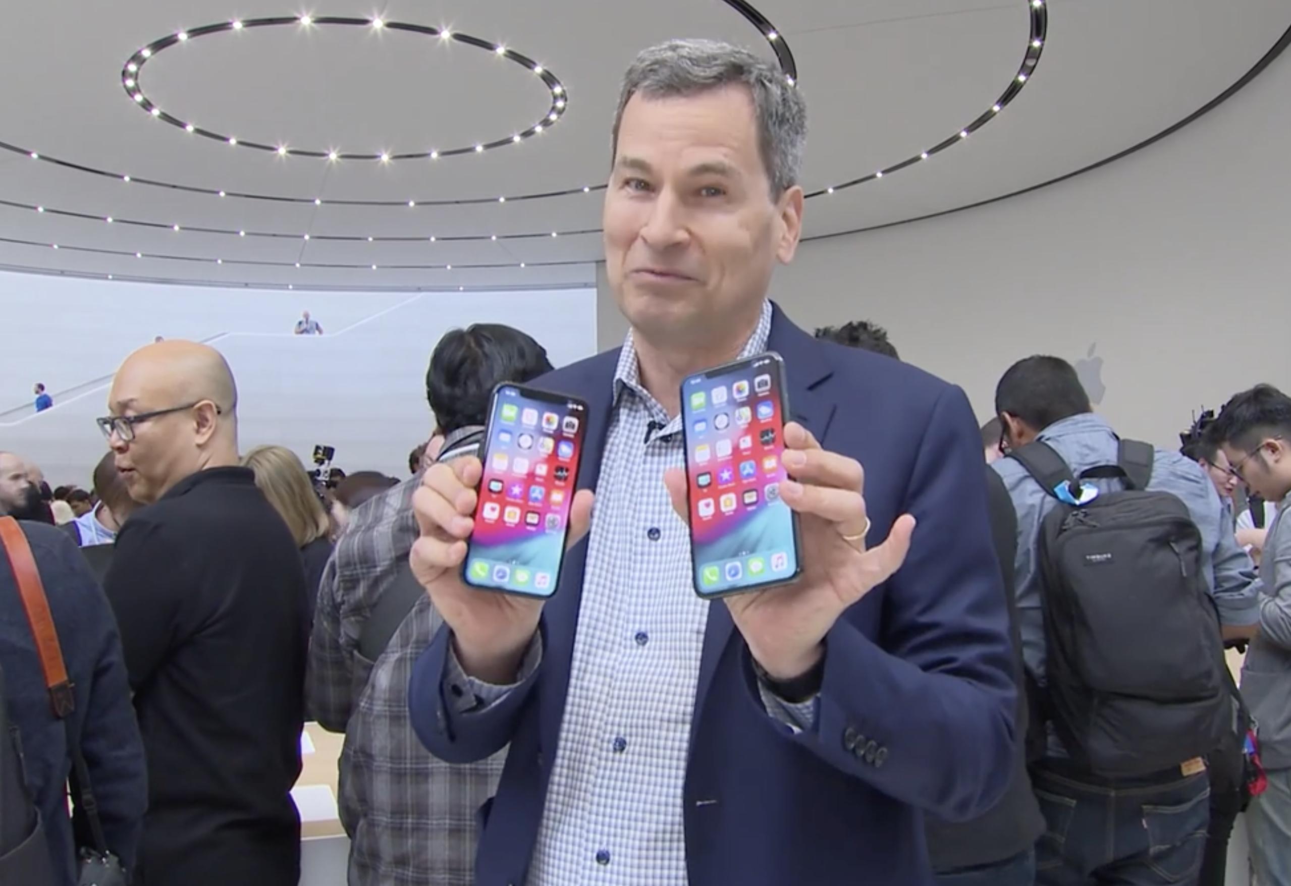New iPhones, new Galaxies: Who's the bigger copycat?