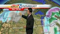 Video-Cast: Snow Chance Ahead?