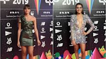 LOS40 Music Awards 2019: Aitana y Ana Guerra, duelo de estilo en la cena de nominados