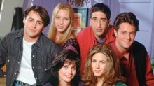 Friends cast pictured in bizarre promo photos after reunion news