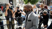 En juicio por difamación contra The Sun, Johnny Depp saca los trapos al sol