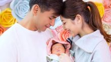 Ruco Chan excited by his first Father's Day celebration