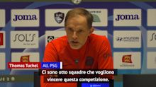 "Tuchel avvisa il PSG: ""Contro l'Atalanta sarà dura"""
