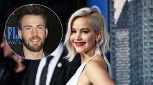 Jennifer Lawrence Addresses Those Chris Evans Dating Rumors: I Don't Even Think I've Met Him!