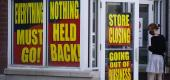 Store going out of business. (AP)