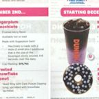 Dunkin' Is Releasing a New Sugarplum Macchiato That Will Be Dancing in Your Head