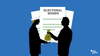 Govt's reply to electoral bond challenge in SC slammed