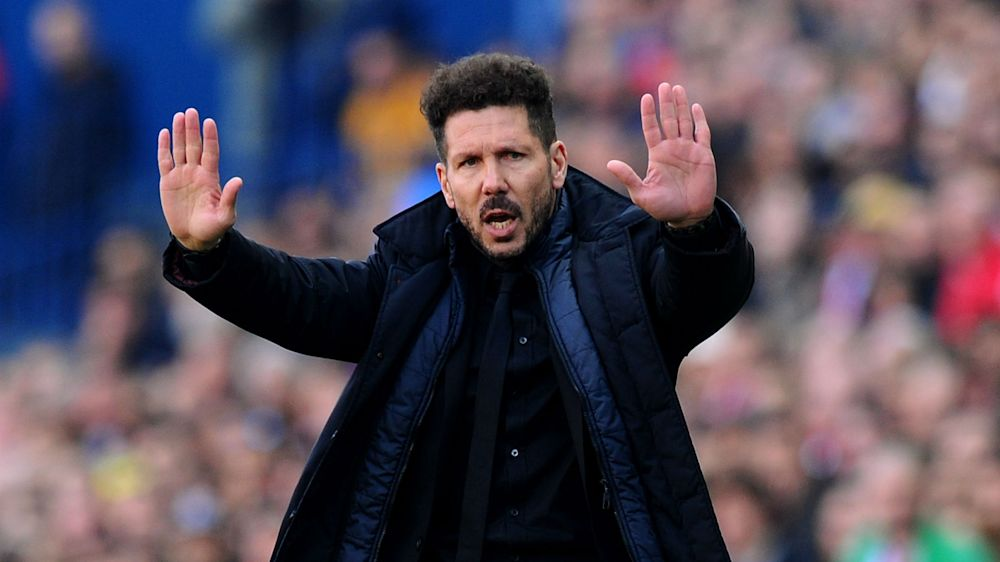 Simeone offered '35 million reasons' to leave Atletico
