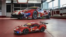 Lego Technic adds a 1,677-piece Ferrari 488 GTE kit to its portfolio
