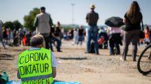 Zahl erfasster Corona-Verstöße in einigen Ländern rückläufig