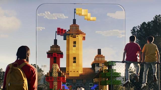 'Minecraft Earth' launches in early access this October